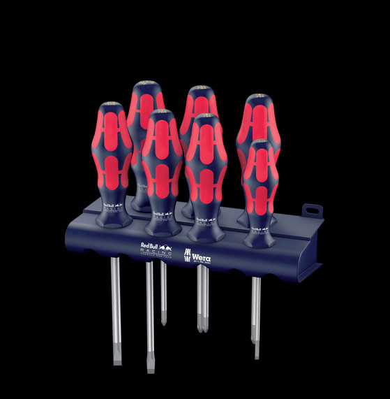 Kraftform Plus Screwdriver Set