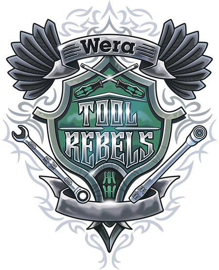 [Translate to RU:] Wera Tool Rebel Logo